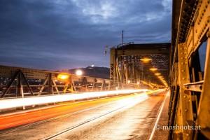 Linz - Alte Eisenbahnbrücke