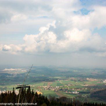 Grünberg 1004m (Wandern in Gmunden)