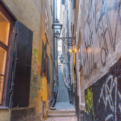 Altstadt von Stockholm