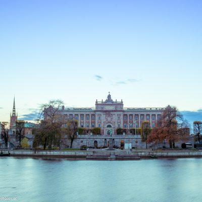 Historisches Museum in Stockholm