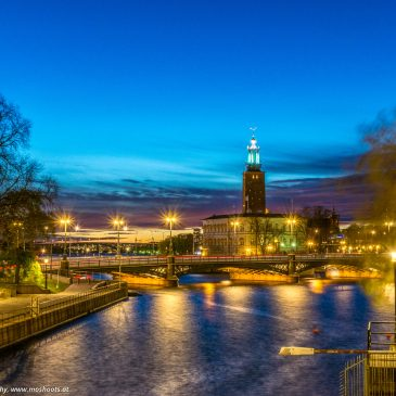 Reise nach Stockholm
