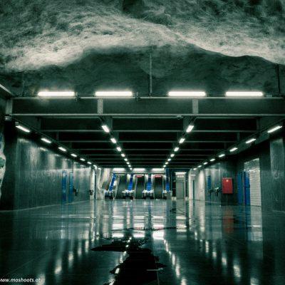 Tensta Tunnelbana