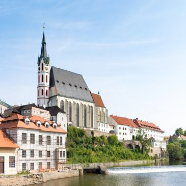 Kurztripp nach Český Krumlov (Krumau)