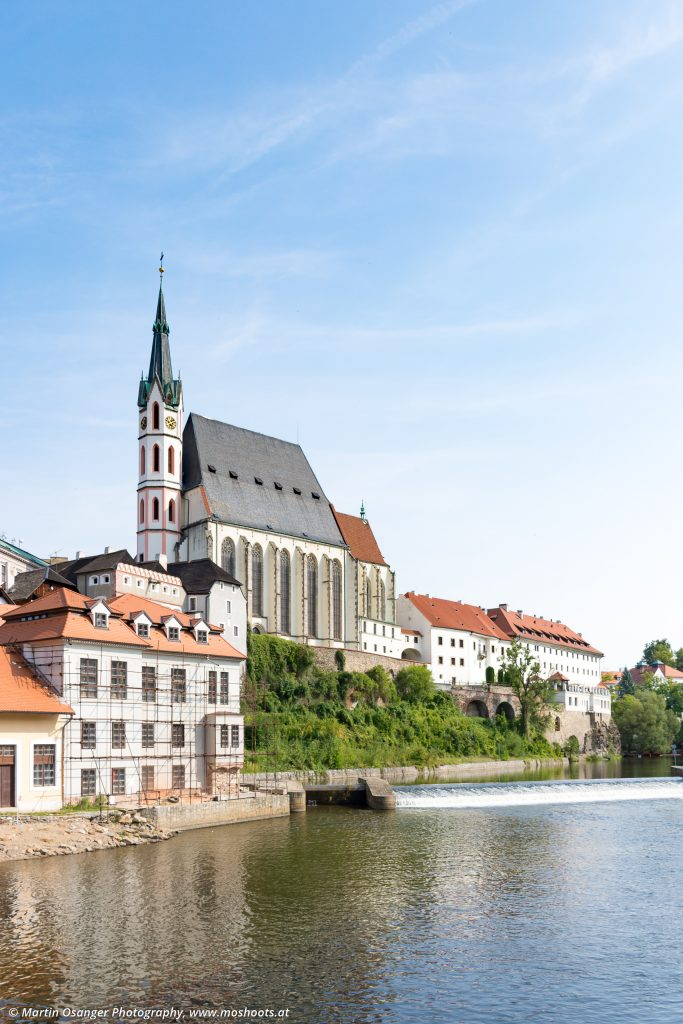 Český Krumlov (Krumau)