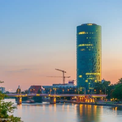 Westhafen Tower