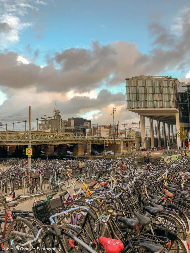 Amsterdam - Bahnhof